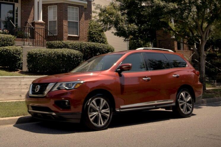 VIDEO: 2018 Nissan Pathfinder Introduces Audible Rear Door Alert