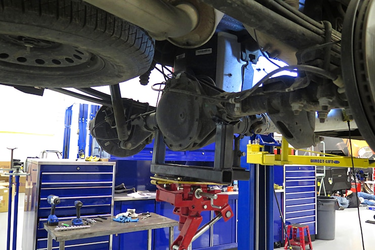 ReadyLift 4 Inch Suspension System 017