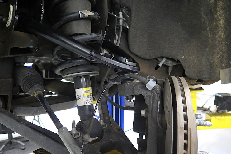 ReadyLift 4 Inch Suspension System 014
