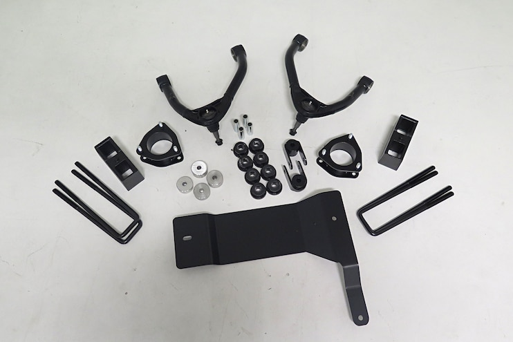 ReadyLift 4 Inch Suspension System 002