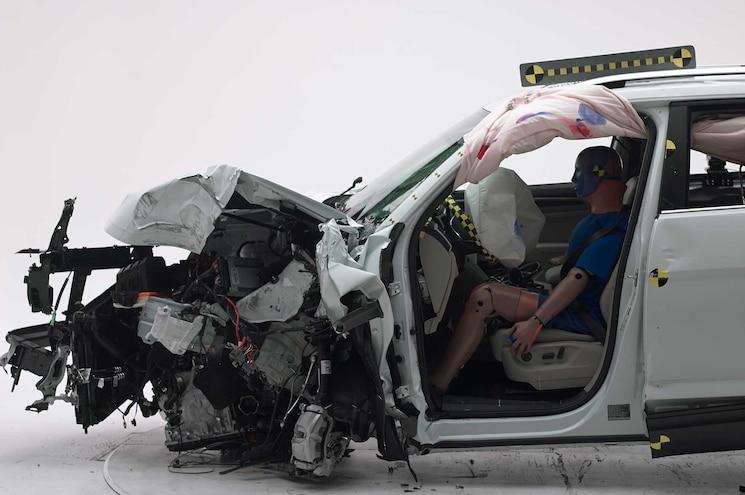 2018 Volkswagen Atlas Crash 4