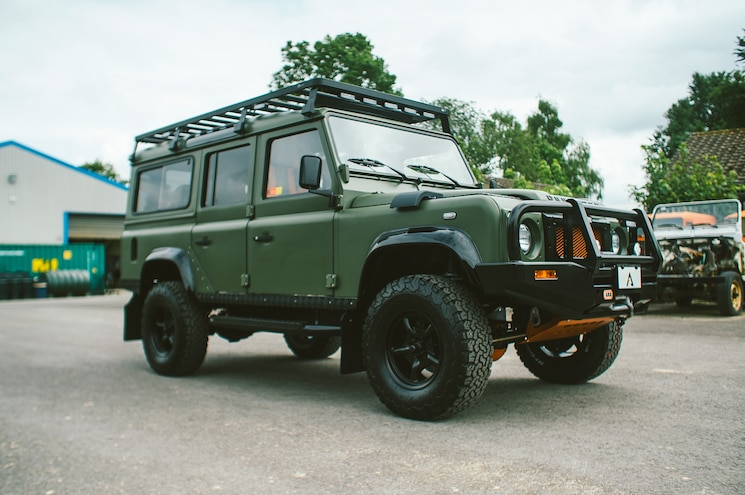 2017 Arkonik Land Rover Defender FORCE D110 4
