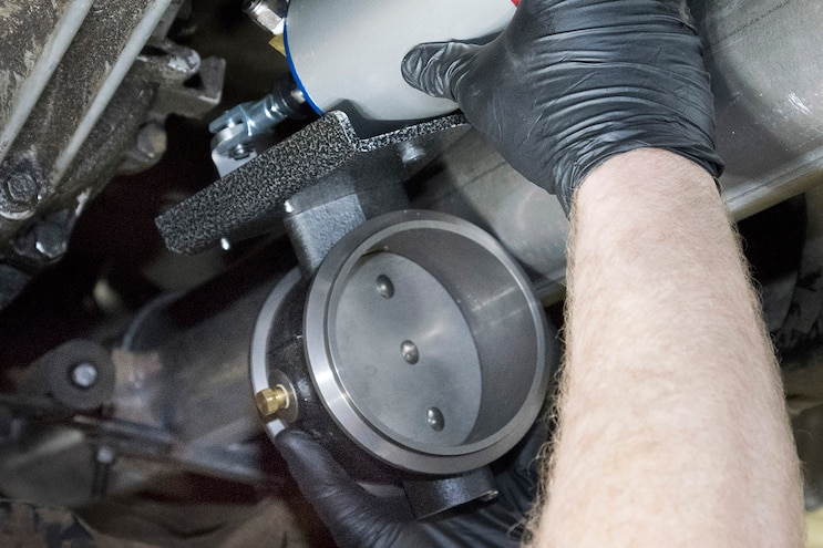 03 Diesel Tech Questions Exh Brake Flapper