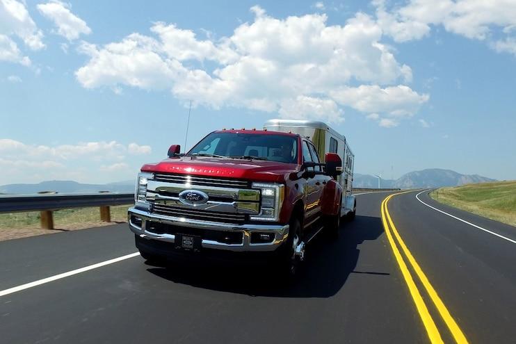Auto News 8 Lug Work Truck Ford Super Duty Autopacifc Award