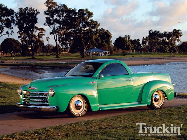 Chevrolet Ssr Retro Rod Photo Image Gallery