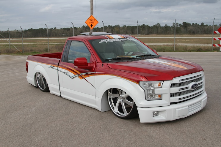 2016 Ford F-150- Ekstensively LOW