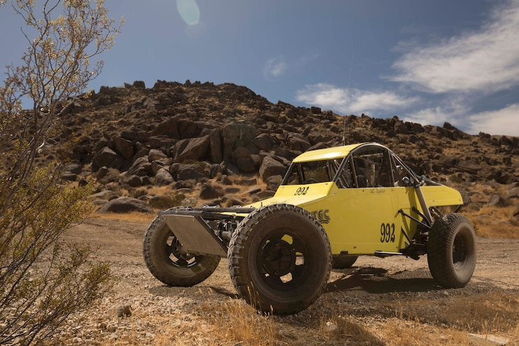 Volkswagen Marks 50 Years Of Baja Desert Racing 7466