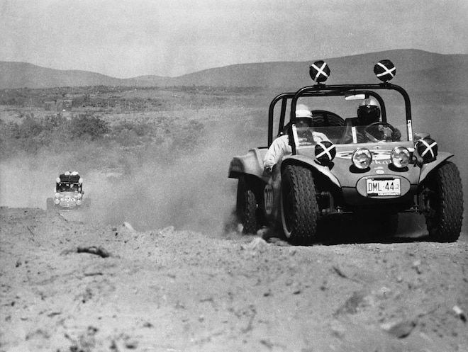 Volkswagen Marks 50 Years Of Baja Desert Racing 7465