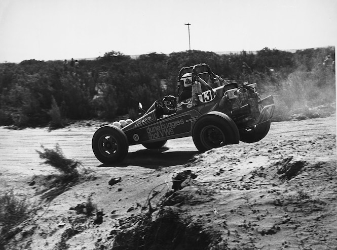 Volkswagen Marks 50 Years Of Baja Desert Racing 7464