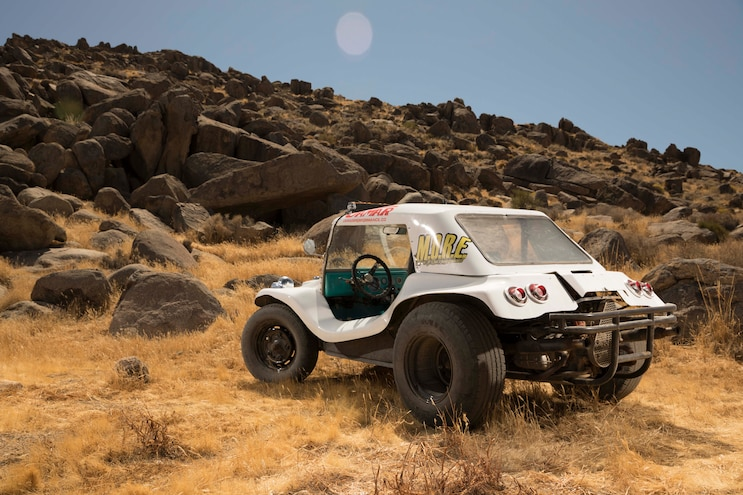 Volkswagen Marks 50 Years Of Baja Desert Racing 7459