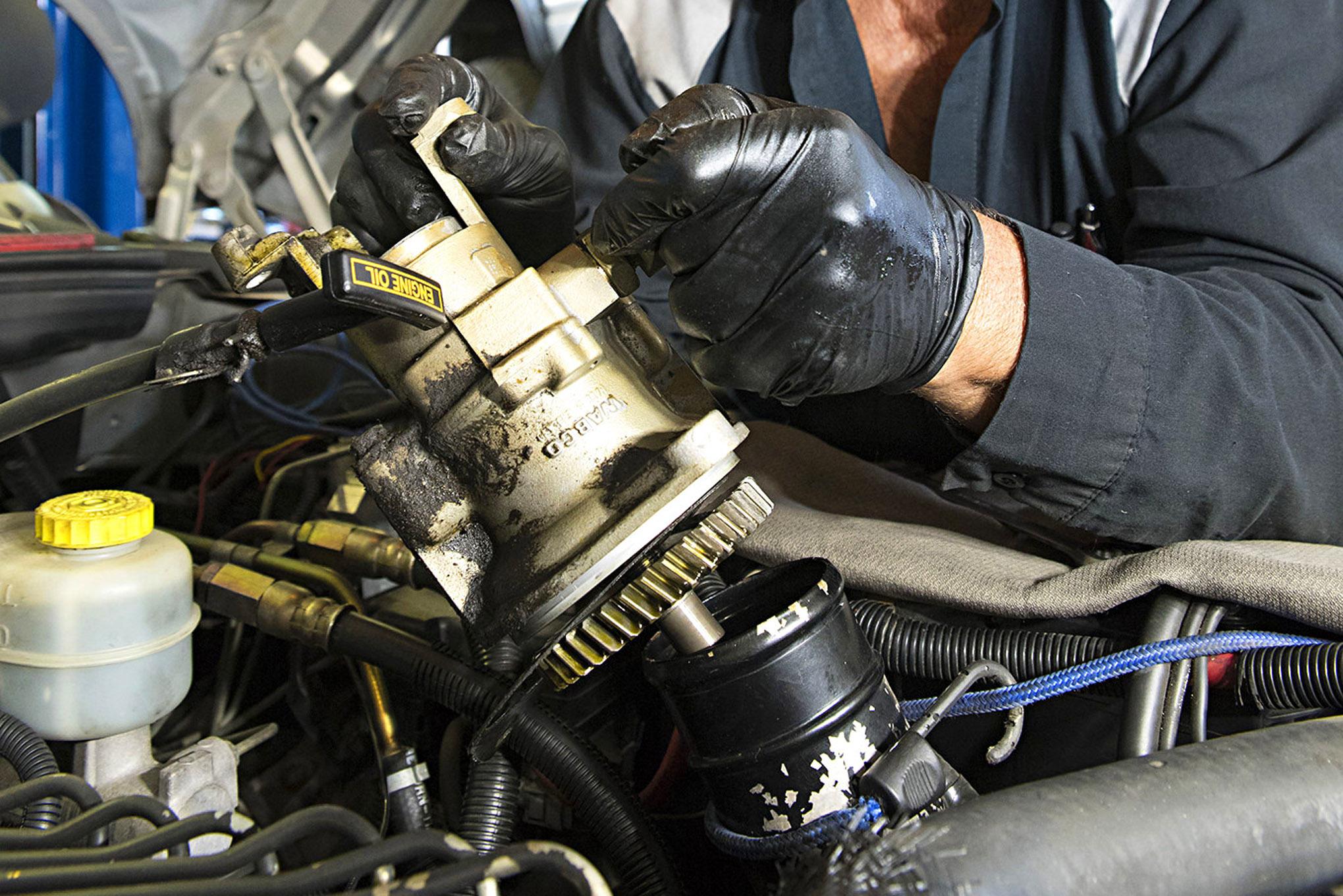 Serpentine Belt Diagram Also 1997 Dodge Ram Cummins Diesel Fuel System