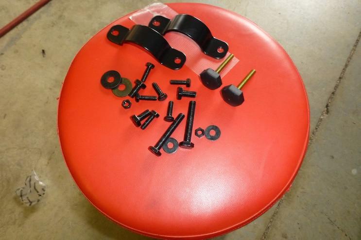 016 Mishimoto Power Stroke Upper Support Bar Installation