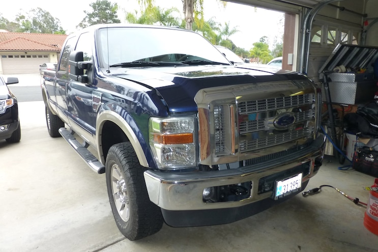 Solving the Cracking Radiator Problem on the 6.4L Power Stroke