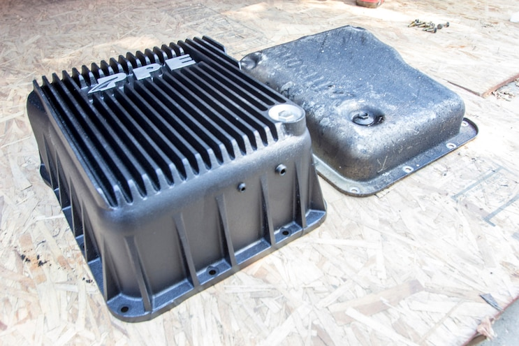014 Ppe Allison Transmission Deep Pan