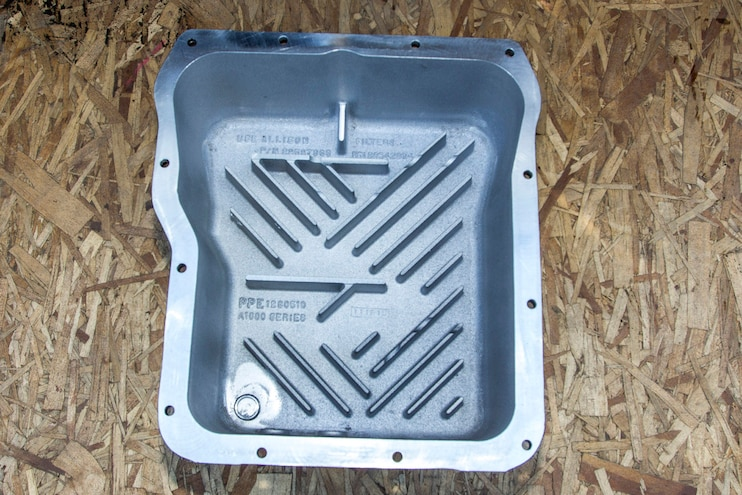 015 Ppe Allison Transmission Deep Pan