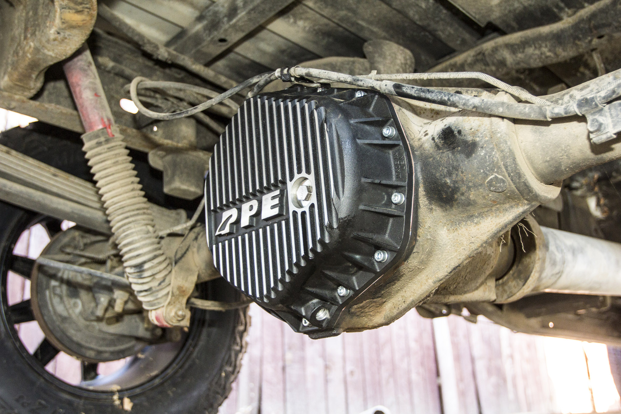 PPE Duramax Oil Pan, Allison Transmission Pan, and 14-Bolt