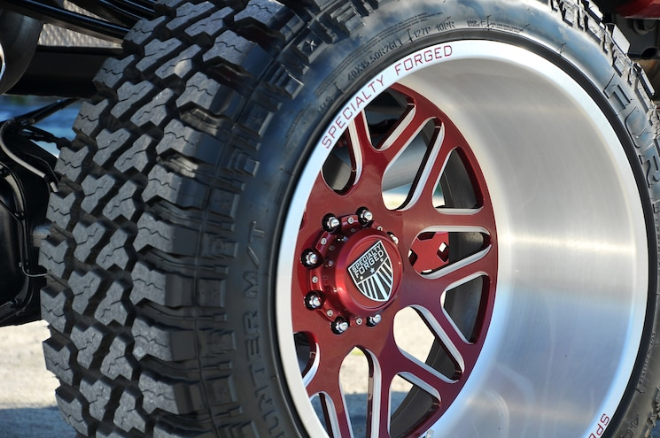 Chromium 2017 Ford F 250 Wheel