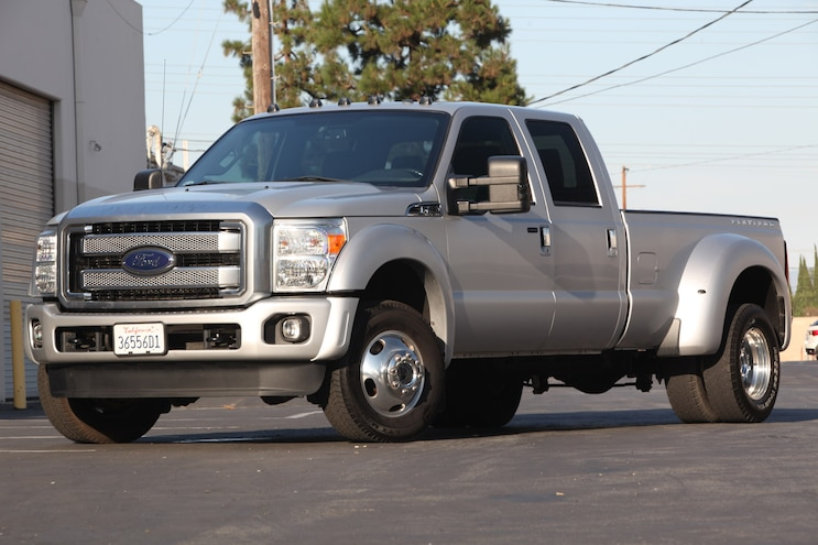 2012 Ford F 450 Big In 714 00