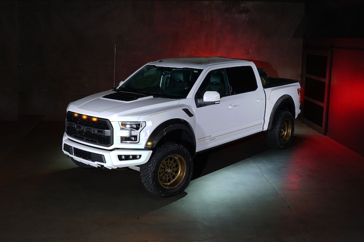 MAD Industries Builds 2018 Raptor for Ford's SEMA Display - #TENSEMA17