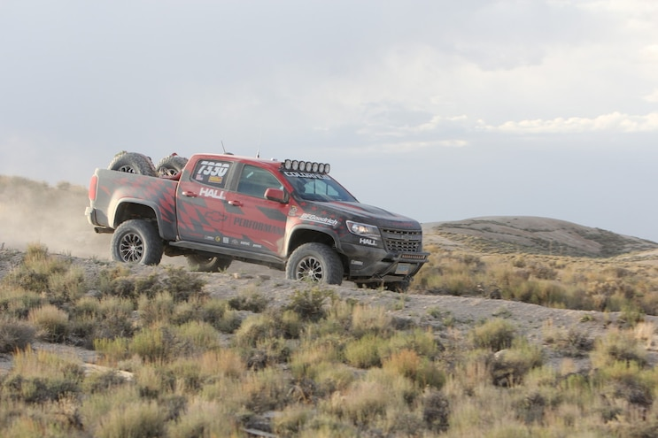 Haularado: Colorado ZR2 Makes Fast Friends With Chevrolet Performance
