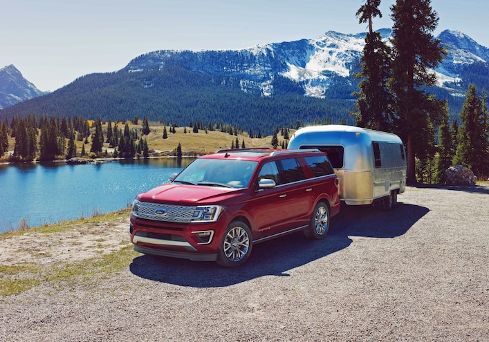 Truck Trend Leader Interview: 2018 Ford Expedition
