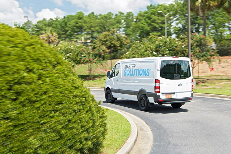 Buyers Guide Mercedes Sprinter Rear Driver Side Motion