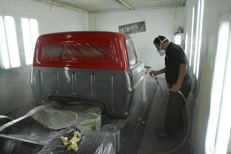 Project Speed Bump Part 9 Ford F100 22