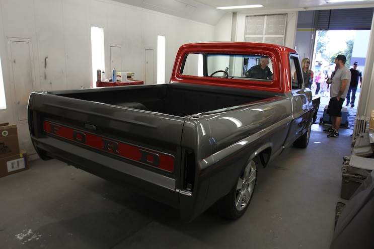 Project Speed Bump Part 9 Ford F100 25