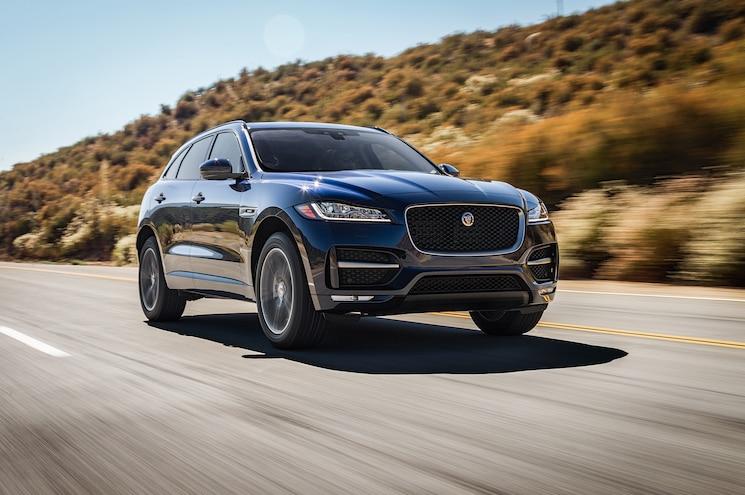 NYIAS 2018 – 2019 Jaguar F-Pace Gets an SVR Variant