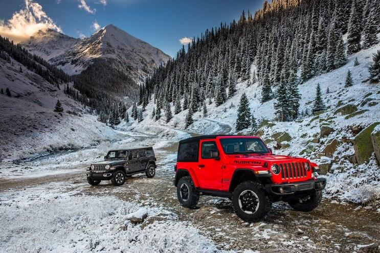 2018 Jeep Wrangler Rubicon 190