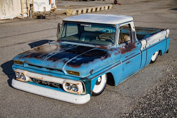 1965 GMC Custom- The Mayor