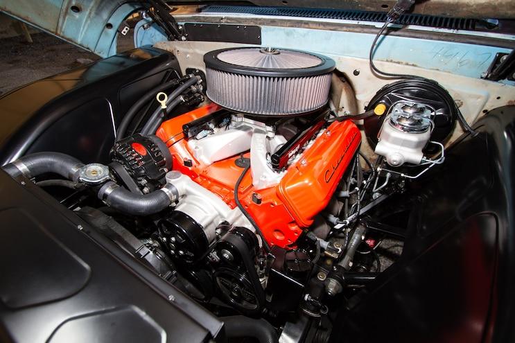 1965 GMC Custom The Mayor Engine