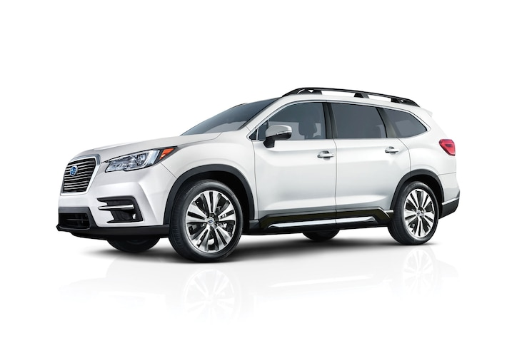 2017 Los Angeles Auto Show – 2019 Subaru Ascent Unveiled