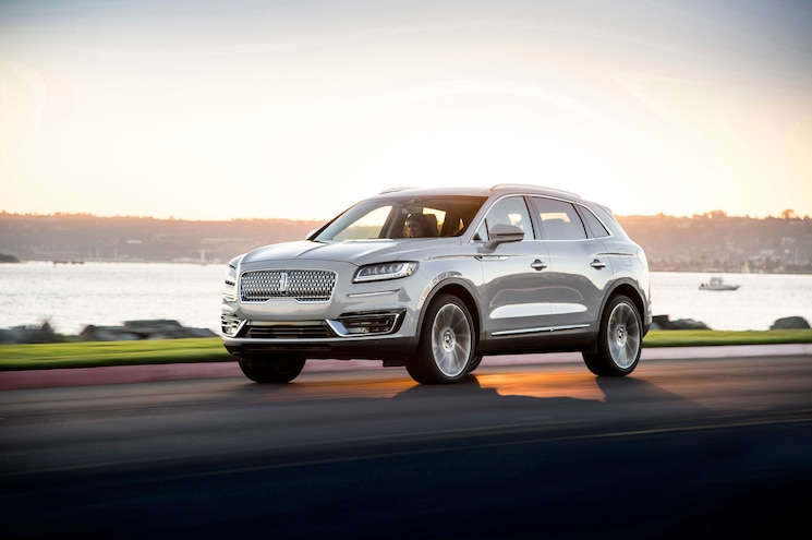 2017 Los Angeles Auto Show – 2019 Lincoln Nautilus: An MKX with a Pretty Face and a Prettier Name