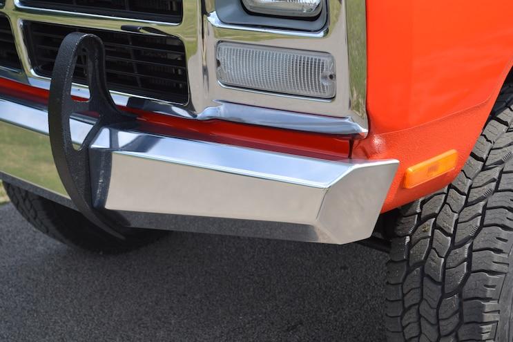 A Cool Old-School Dodge Ram