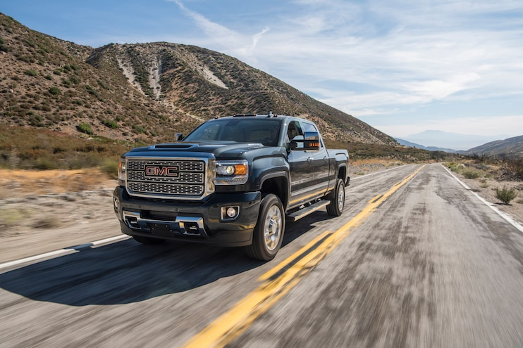 Pickup Truck of the Year Winner: 2018 GMC Sierra 2500HD Denali