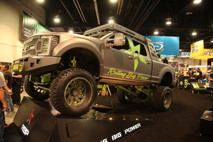 Land of the Lifted- Our 25 Favorites of SEMA 2017