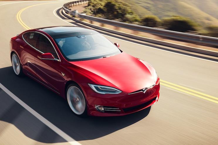 72 Hours With a Tesla: The Driver's Seat