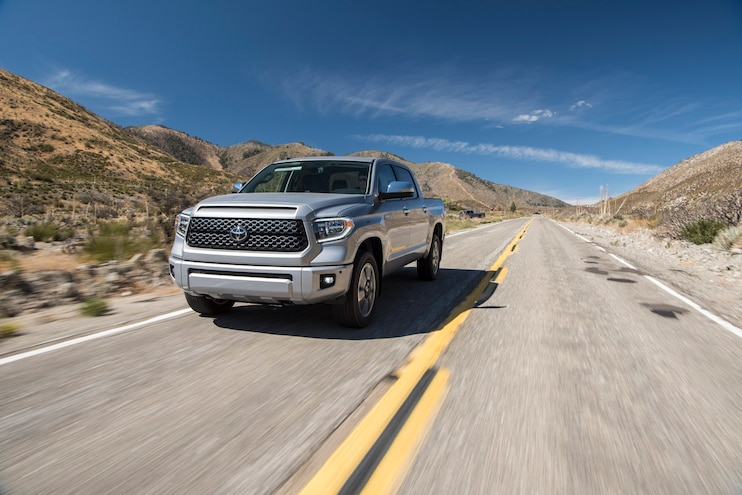 Pickup Truck of the Year Contender: 2018 Toyota Tundra