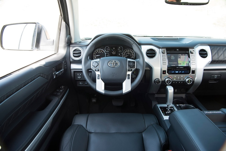2018 Toyota Tundra Platinum 13