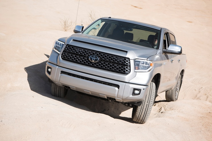 Toyota to Base Next-Generation Tacoma and Tundra on the Same Platform