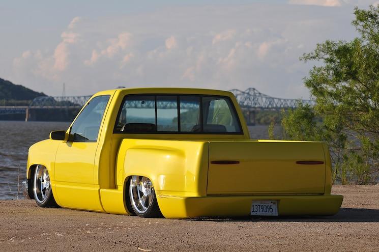 1990 Chevy 1500 Big Bird Rear