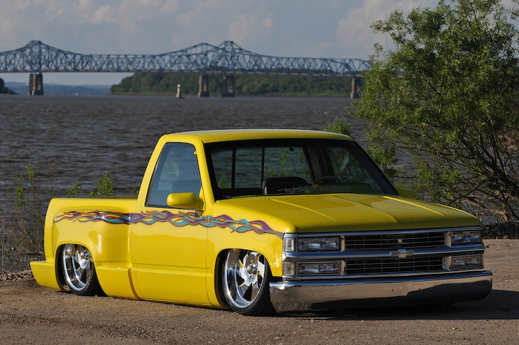 1990 Chevy 1500- Big Bird
