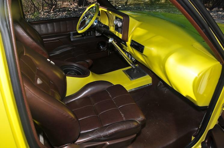 1990 Chevy 1500 Big Bird Interior