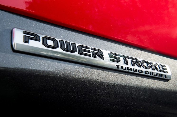 2018 Ford F 150 Power Stroke Diesel Exterior Fender Badge