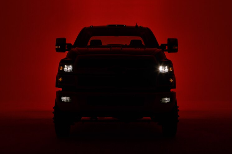 Chevrolet Teases 2019 Silverado 4500HD and 5500HD, Slated for March Debut