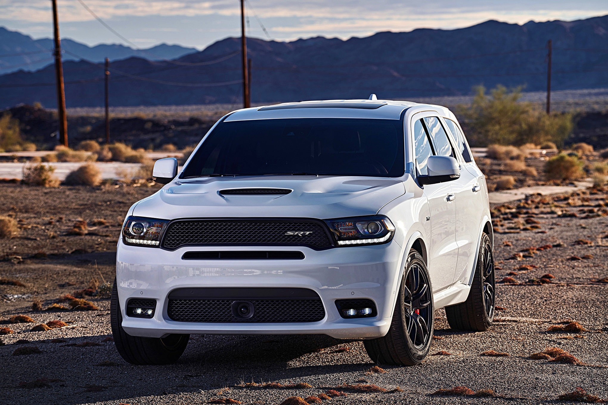 First Drive 2018 Dodge Durango Srt