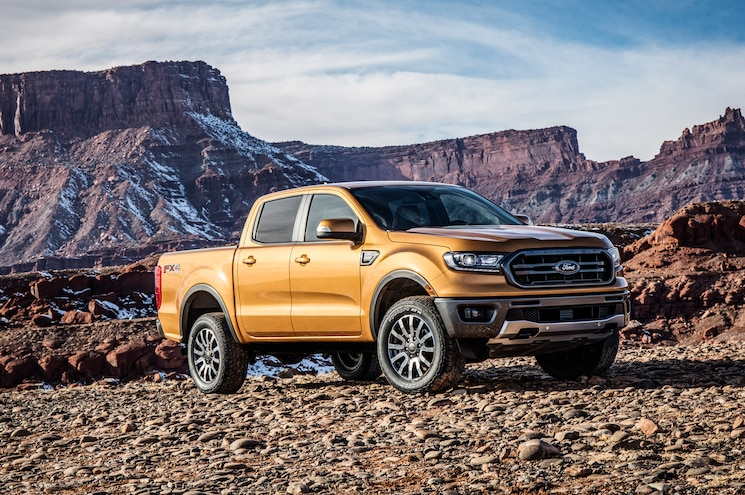 First Look – 2019 Ford Ranger Revealed in Detroit