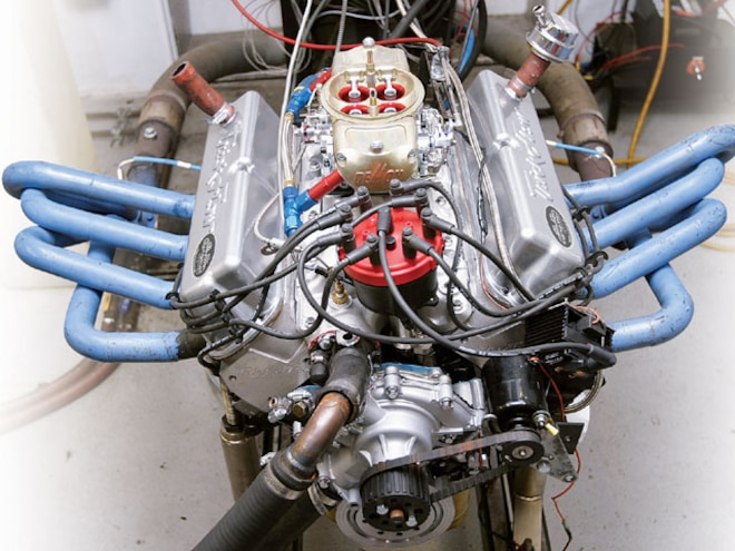 ford 302 v8 engine assembly - superior automotive - parts list - sport  truck magazine  truck trend