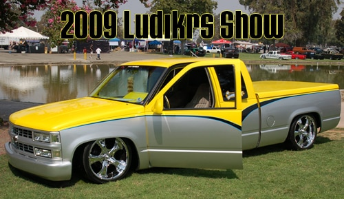 2009 Ludikrs Kustomz Truck Show - Web Exclusive